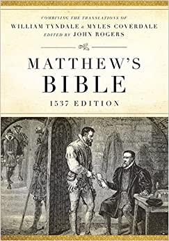 Who wrote the book of matthew in bible