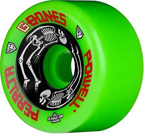 571729edba2 Amazon.com   Powell-Peralta G-Bones Skateboard Wheels 64mm 97A ...