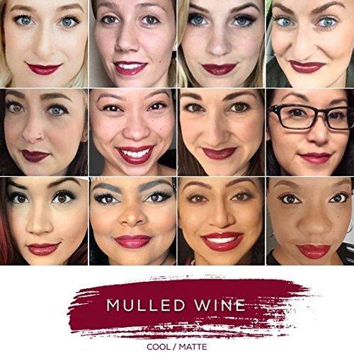 LipSense by SeneGence (Mulled Wine)