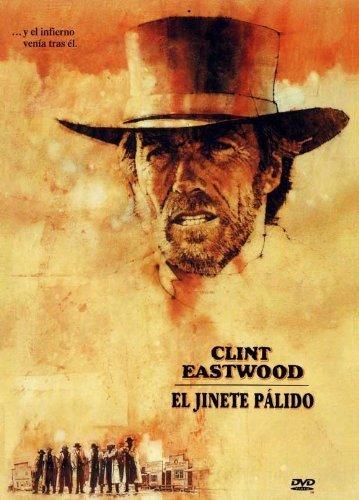 Pale Rider Poster Movie 1985 Spanish Style B