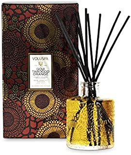 product image for Voluspa Goji Tarocco Orange Home Ambience Reed Diffuser, 3.4 Fluid Ounces