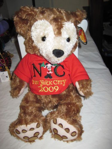 Disney Duffy /Disney Bear 2009 NYC Christmas ()