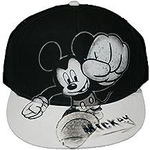 Disney Mickey Mouse Smash Flat Bill Mens' Baseball Hat