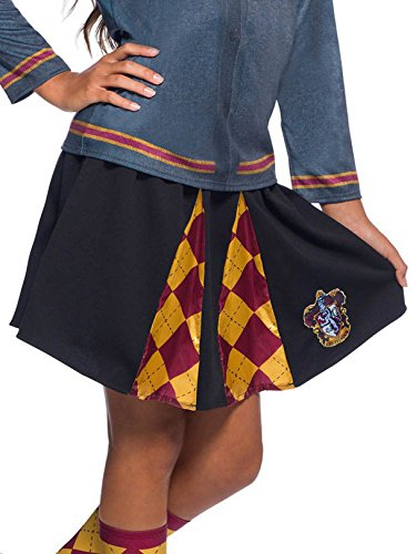 Harry Potter Costume Skirt, Gryffindor, Child's ()