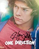 HARRY STYLES (One Direction) signed 8X10 photo
