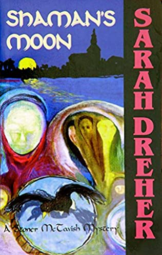 book cover of Shaman\'s Moon