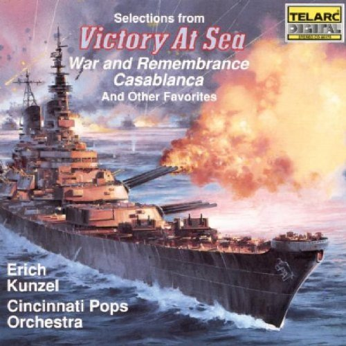Selections from Victory at Sea / War and Remembrance / Casblanca And Other Favorites - Sea Swings