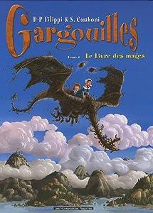 """Afficher """"Gargouilles n° 6<br /> Le livre des mages"""""""