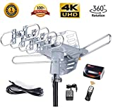 Best Antenna For Rural Areas - McDuory Amplified Outdoor HDTV Antenna 150 Miles Long Review