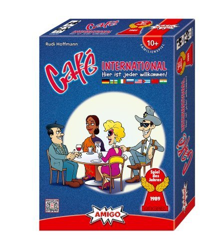 Cafe International *Neu* [German Version] by Amigo S&F GmbH SportsMarket