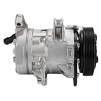 Remanufactured 55037466AE Air Conditioning A/C Compressor & ac Clutch Fit For Jeep Liberty V6 02 03 04 05