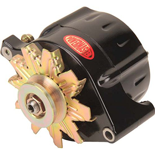 Powermaster Performance 8-57101 Black Alternator 140a for ()