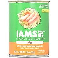 Iams Proactive Health Wet Dog Food Chicken & Rice