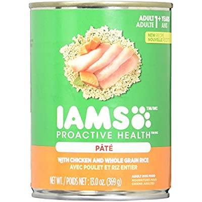 Iams Proactive Health Canned Wet Dog Food