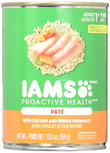 IAMS Proactive Health Dog Food, Classic Pate...
