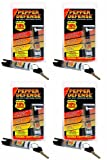 Pepper Defense (Pack of 4) 3/4 oz. Keychain 10% OC Pepper Spray – CANNOT BE SHIPPED TO NEW YORK