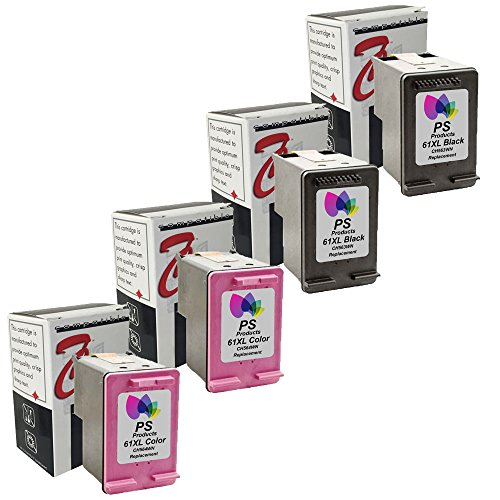 Ps Solutions Remanufactured Ink Cartridge Replacements fo...