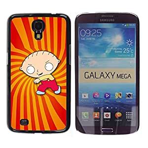 Impact Case Cover with Art Pattern Designs FOR Samsung Galaxy Mega 6.3 Cartoon Character Boy Drawing Childrens Betty shop