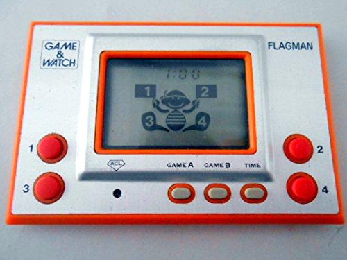 ゲーム&ウォッチ フラッグマン GAME&WATCH FLAGMAN B0723BF7NY