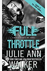 Full Throttle (Black Knights Inc. Book 7) Kindle Edition