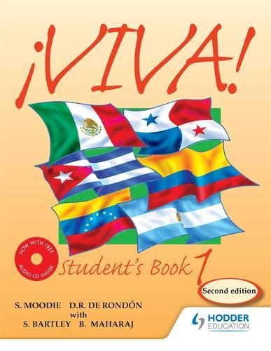Viva Student's Book 1 with Audio CD (Bk. 1) by Pearson Education Limited