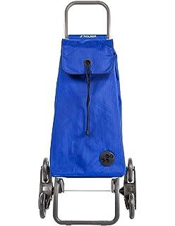 Rolser RD6 / I Subir escaleras Logic RD6/I de MAX MF-Carro de la Compra Color Azul, 48,5 x 28,5 x 67 cm: Amazon.es: Hogar