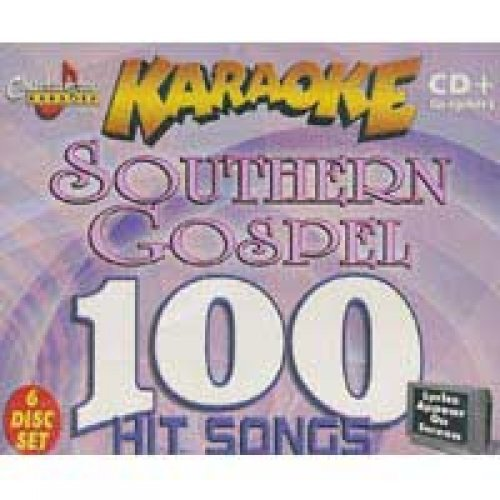 Chartbuster Essential 100 Songs Pack CBEP478 Southern Gospel CD + ()