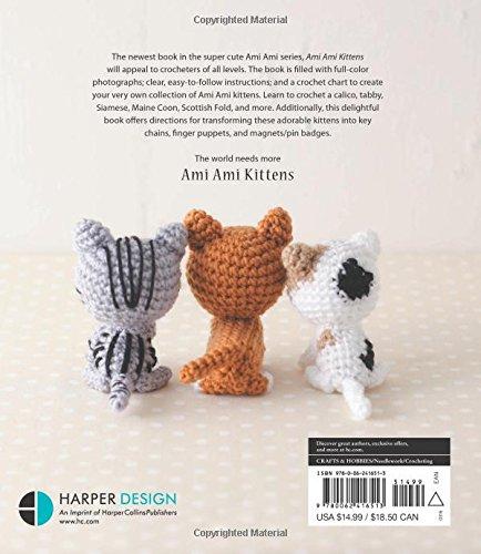 Ami Ami Kittens Seriously Cute Crochet Mitsuki Hoshi