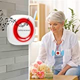 Wireless Caregiver Pager Personal Alarm Panic