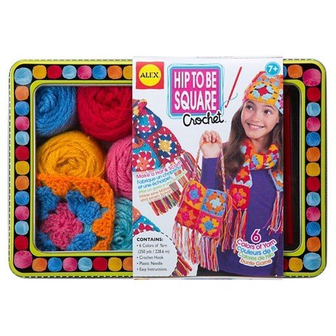 Alex Toys Create Your Own Kit Crochet Hook by create