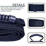 Heavy Duty Luggage Strap for Bulky Item with Handle