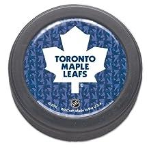 Wincraft NHL Toronto Maple Leafs 28339012 Bulk Domed Hockey Puck