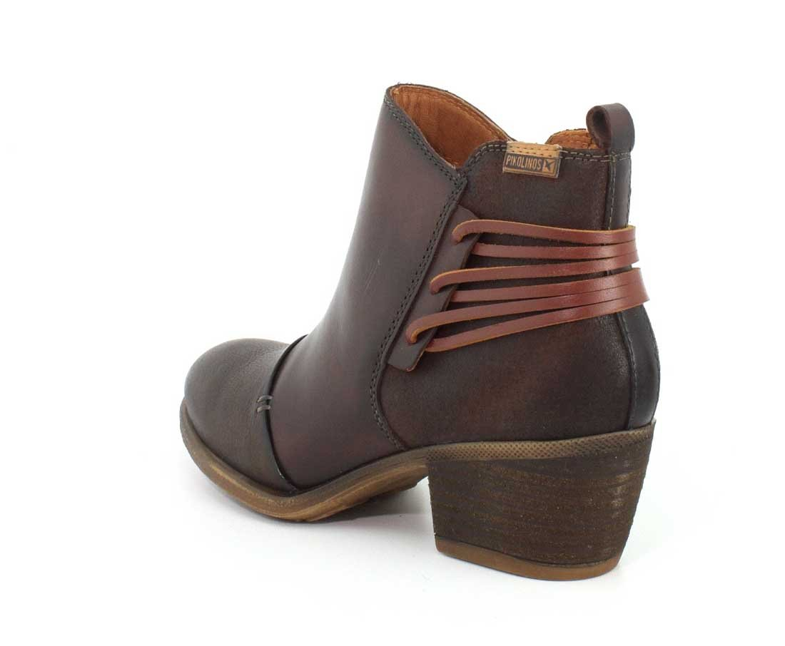 Pikolinos Ankle Womens Olmo Almond Toe Ankle Pikolinos Chelsea Boots B06XMY7ZJH 37 M EU / 6.5-7 B(M) US|Olmo 8d8c61