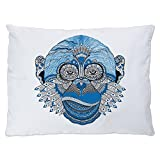 Outdoor Luxury Plush Dog Bed Chinese New Year Monkey 2016 Lucky Blue
