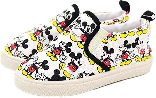 Disney Shoes Mickey Mouse Kid Loafer