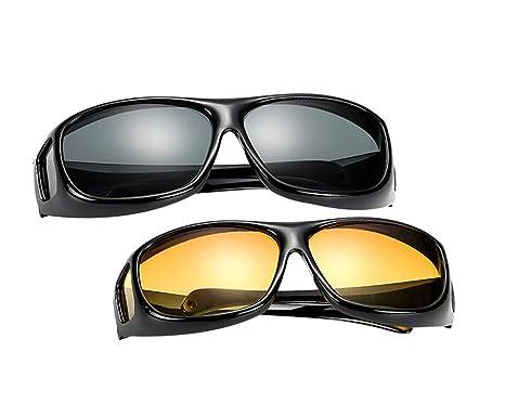 GOWE Gafas de Sol/Gafas de Visión Nocturna Polarizada - 100 ...