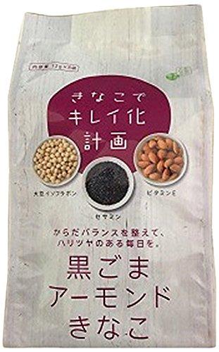 Negro harina de almendra de s?samo minibater?a 96g piezas (12gX8P) X10: Amazon.es: Alimentación y bebidas