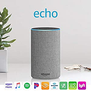 amazon echo 2nd generation alexa speaker. Black Bedroom Furniture Sets. Home Design Ideas