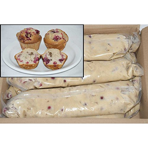 General Mills Pillsbury Tubeset Cranberry Nut Muffin Batter, 3 Pound - 6 per case. by General Mills (Image #1)