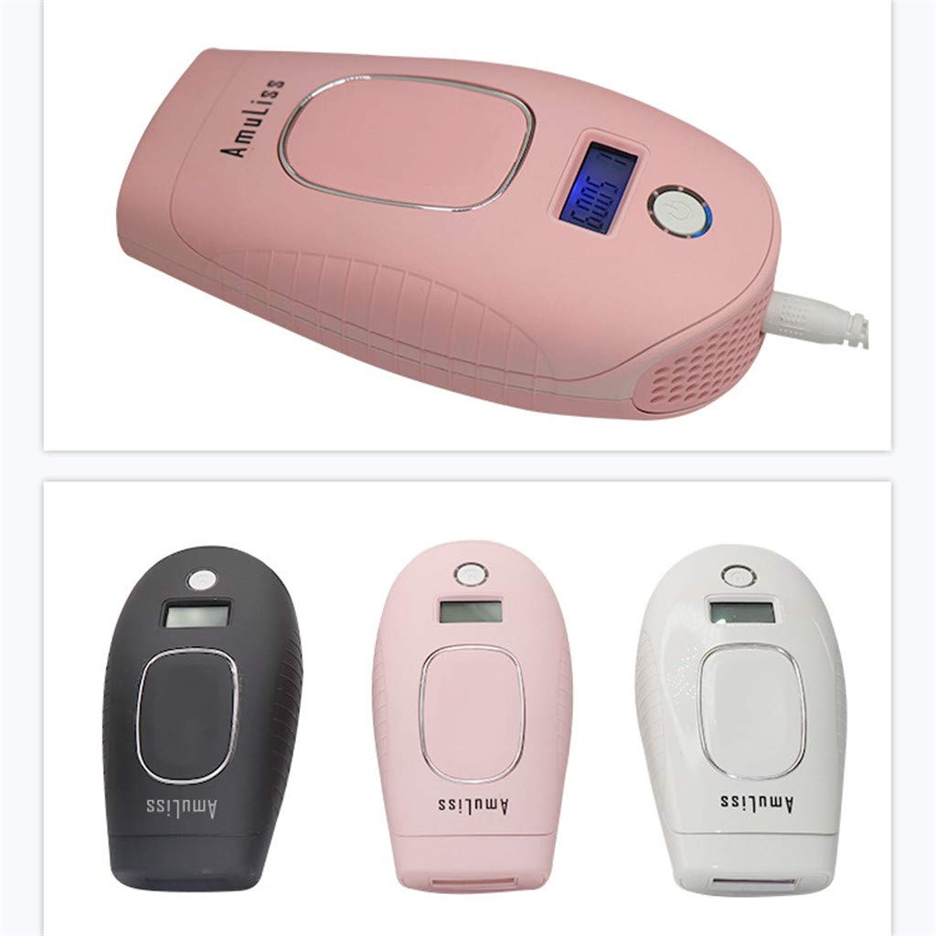 Tpingfe Professional Permanent Facial & Body Permanent Hair Removal for Women & Man (Pink) by Tpingfe (Image #3)