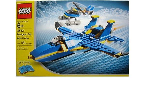 Amazon Lego Designer Set 4882 Speed Wings Toys Games