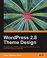 WordPress 2.8 Theme Design Front Cover
