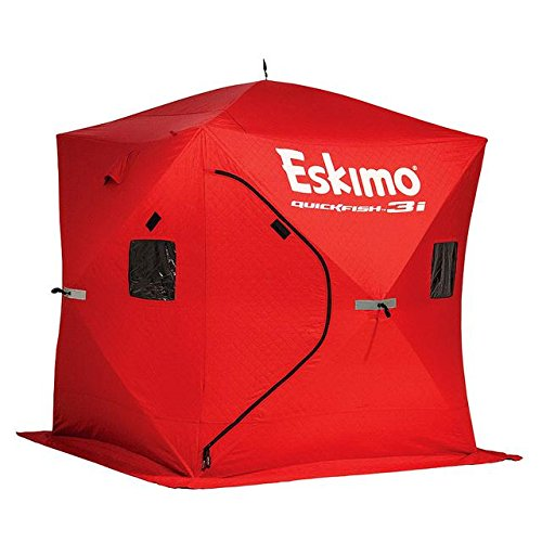 Eskimo QuickFish 3I Insulated Pop-Up Portable Ice Shelter