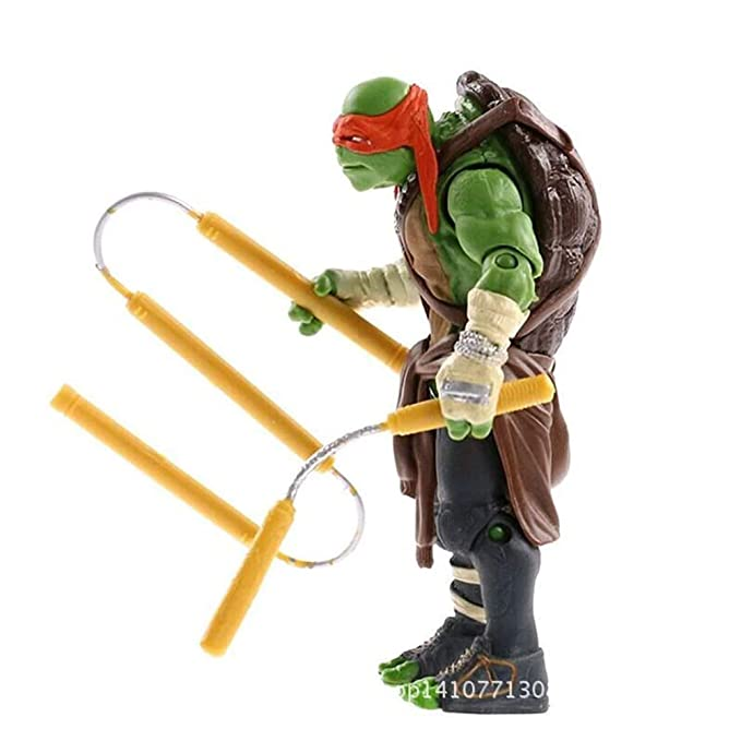 Amazon.com: LQT Ltd Teen-Age Mu-tant Ninja Turtle Collection ...