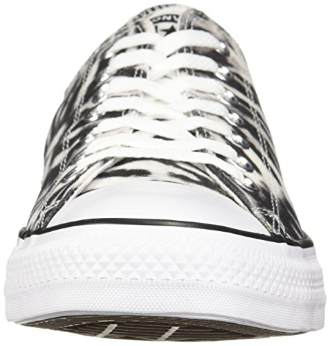 Adulte white Ox black Multicolore black Mixte Baskets Converse black 001 Ctas White TfqxW7Y