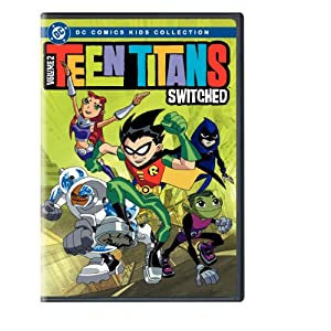 Teen Titans, Volume 2 - Switched (DC Comics Kids Collection) movie