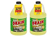 Instant Power Commercial Drain Cleaner, 1.0 GAL, Pack of 2