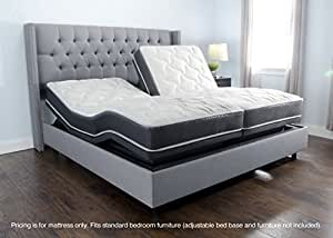 "Amazon.com: 10"" Personal Comfort A4 Number Bed - SplitKing ..."