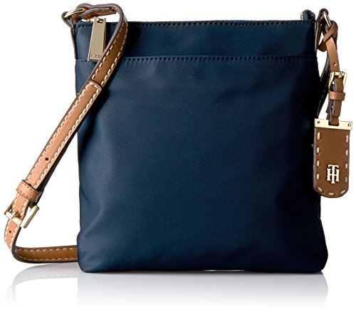 Tommy Hilfiger Crossbody Bag for Women Julia, Tommy Navy