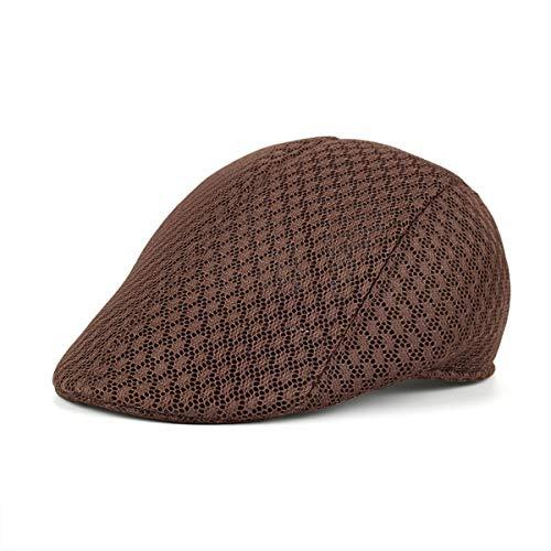 de Gorra hat Hombre Visera D Sombrero de Sombrero Sombreros para de Neta E GLLH Vintage Casual Hombre qin Pintor AfEWwnqxS6